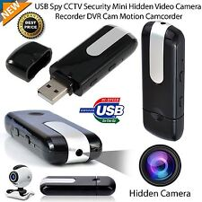 Mini Hidden Spy Camera USB HD Video Recorder Detection DVR Cam Camcorder ST