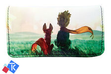 The Little Prince Tobacco Case Rolling Cigar Pouch Wallet PU Leather Cigar
