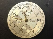ETA Swiss Valjoux chronograph 25 jewels - 7750 automatic movement