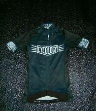 CYCOLOGY TRIBAL TATTOO PRINT Cycling JERSEY Shirt Bike Cycle UNISEX S STRETCH