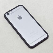 Thin Apple iPhone 6 Case Cover Skin Bumper Side Grip Ultra Slim 4.7 Screen Black