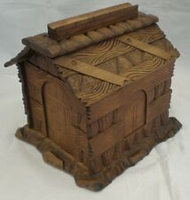 Black Forest Document Safe / Writing Box