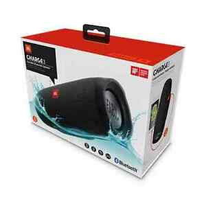 JBL Charge 3 Portable System Bluetooth Wireless Speaker Home - Black Color