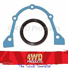 Rear Crank/Main Seal & Gasket - Suzuki Swift GTi SA413 SF413 1.3 G13B DOHC(86-96
