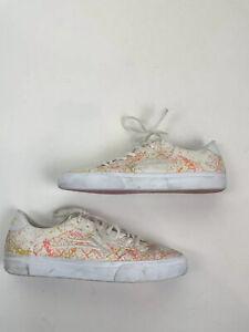 lakai x porous walker newport paint splatter tennis shoes Size 9.5