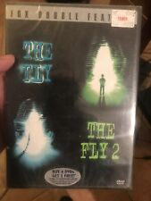 The Fly Collection (DVD, 2000, Double Feature)