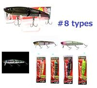JACKALL Floating Joint lure MIKEY 115 black bass fishing 8types