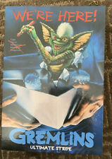 "Gremlins Ultimate Stripe 7"" Movie Action Figure NECA 2019 New In Box"