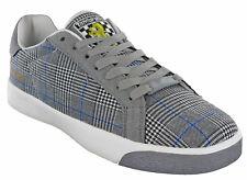 Lambretta Mens Trainers Casual Retro Lace Memory Foam Crossfire Shoes UK 7 - 12