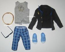 Ever After High Date Night 2-Pack Dexter Charming Boy Doll Outfit with Shoes NEW