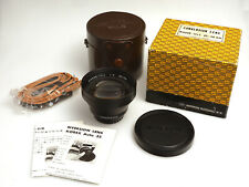Nippon Kogaku Conversion Lens Nikkor-Tele 1:4 85 / 48mm für Nikkorex Auto 35