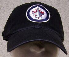 Embroidered Baseball Cap Sports NHL Winnipeg Jets NEW 1 hat size fits all Reebok