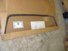 1973-1987 GM NOS CHEVROLET GMC TRUCK REAR CAB WINDOW GLASS