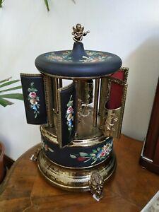 Carillon portasigarette vintage
