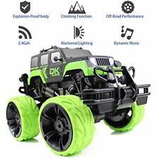 camioneta jeep todo terreno potente pica rotacion 360 ° regalo niños navidad