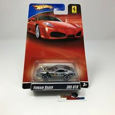 Ferrari 365 GTB * Hot Wheels Ferrari Racer * JC12