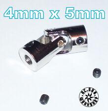 Universal joints Inner Diameter 4mm X 5mm