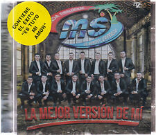 CD - Banda Sinaloense MS De Serio Lizarraga  Mejor Version De Mi FAST SHIPPING !
