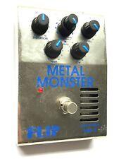 Guyatone MM-X, Flip, Metal Monster, Distortion, Tube Power, Made In Japan