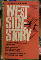 West Side Story (Pocket Books Cardinal Edition #GC-122) 1962 6th printing!