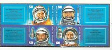 MARSHALL ISL SC 779 NH BLOCK OF 4 of 2001 - SPACE