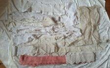X17 & Victoriano Eduardiano Encaje piezas incluso Mujeres'S Prenda Trabajo Lote Torso