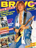 BRAVO Nr.4 1982 - Heft / Magazin