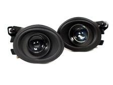 Black Projector Fog Lights for BMW E46 M3 & M-Tech / E39 M5 Front Bumpers