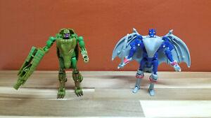 Beast Wars First Series Optimus Prime vs Megatron Primal Vintage Transformers