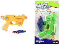 FOAM BLASTER SHOOTER WITH 3 ARROWS SOFT BULLET GUN TOY FOAM BULLETS XMAS GIFT