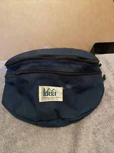 vintage 1990's REI fanny pack / back pack