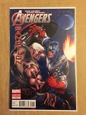 AVENGERS X-SANCTION #1 CABLE VS AVENGERS MCGUINESS MARVEL NM