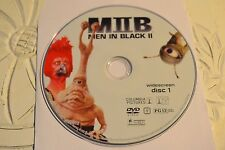 Men in Black II (DVD, 2002, 1-Disc Special Edition Widescreen)Disc Only