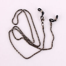 New Sunglasses Lanyard Strap Necklace Metal Eyeglass Glasses Chain Cord Good