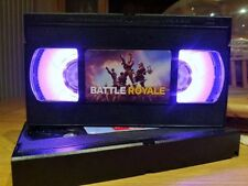 Fortnite Retro VHS Night Light, Desk Lamp, Led, Playstation, Bedroom Lamp, Kids
