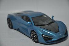 ARCFOX-GT car model in scale 1:18 Blue