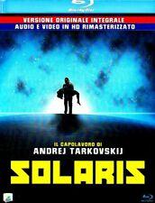 SOLARIS 1972 BLU RAY VERSIONE 2 ORE 47 min 🔴audio ITALIANO di Andrej Tarkovskij