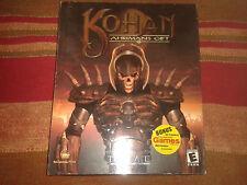 KOHAN AHRIMAN'S GIFT BIG BOX COMPLET PC CD-ROM