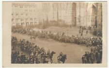 WW1; First British Troops In Cologne PPC, Unused, Annotated To Rev