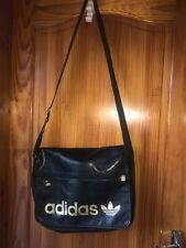 Adidas Originals Shoulderline Bag Flightbag Black & Gold