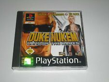 PS1 - Duke Nukem - Land of the Babes ** Playstation 1 + 2