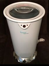 Brookstone Towel Warmer Large 2 Oversized Towels Robes Blankets 10min