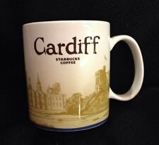 Starbucks Cardiff Wales Mug Cymru Global Icon Collector New Coffee US Ship