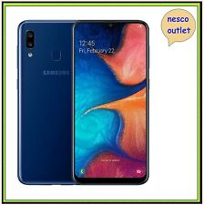 NEW SAMSUNG Galaxy A20s Mobile Phone-A20S 3GB RAM 32GB Dual SIM Smartphone Blue