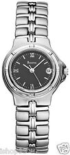 NEW Ladies Bulova Black Dial Date Watch