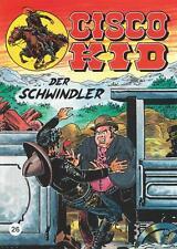Cisco Kid 26 (Z0), CCH