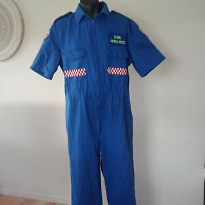 NSW Ambulance Overalls Vintage Collectable Rare