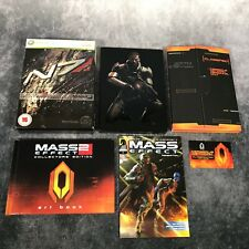 Mass Effect 2 Collector's Edition Xbox 360 PAL Game Inc Steelbook & Art Book