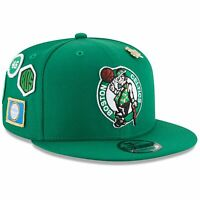 Boston Celtics New Era 2018 Draft 9FIFTY Adjustable Hat - Kelly Green