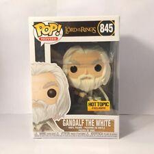 Authentic Gandalf the White Funko Pop Hot Topic Exclusive  #845